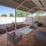 Home 91 Pencarrow Deluxe - Outdoor Setting
